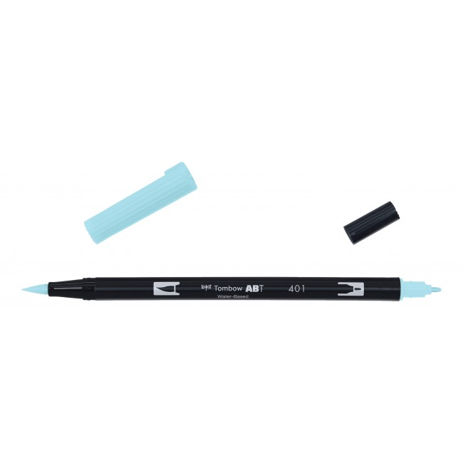 Rotulador Tombow Dual Brush 401 Aqua