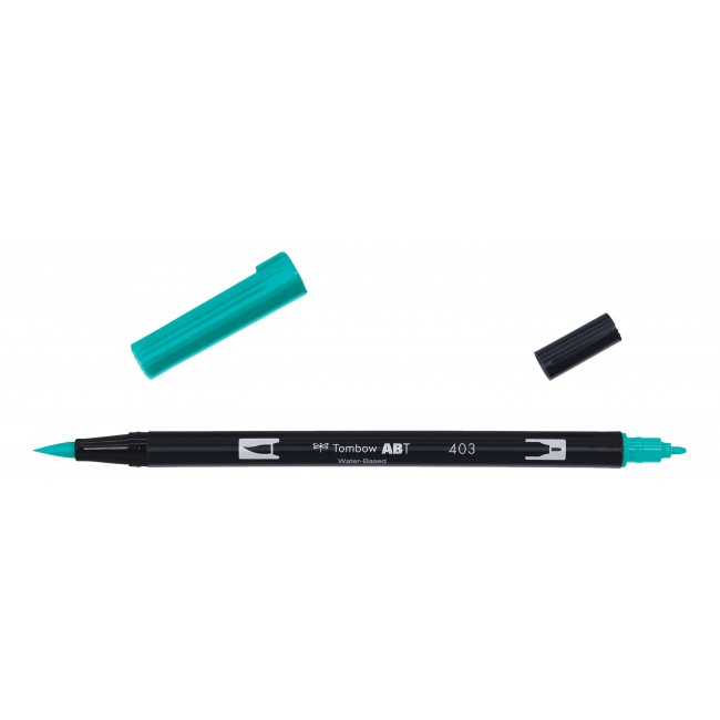 Rotulador Tombow Dual Brush 403 Bright Blue