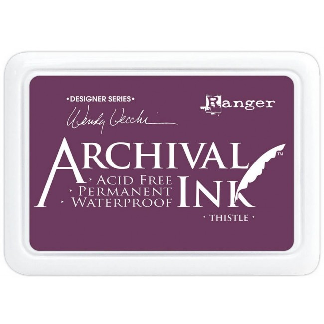 Tinta Archival Ink Thistle