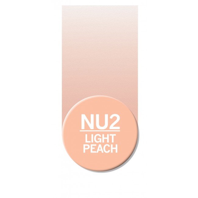 Rotulador Chameleon Light Peach NU2