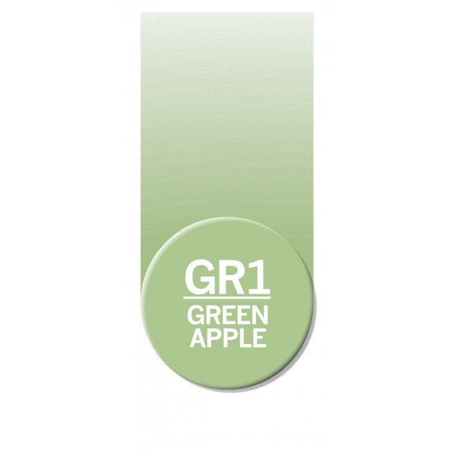 Rotulador Chameleon Green Apple GR1
