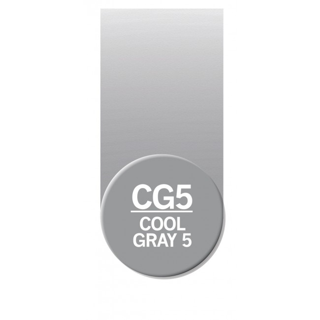 Rotulador Chameleon Cool Grey 5 CG5