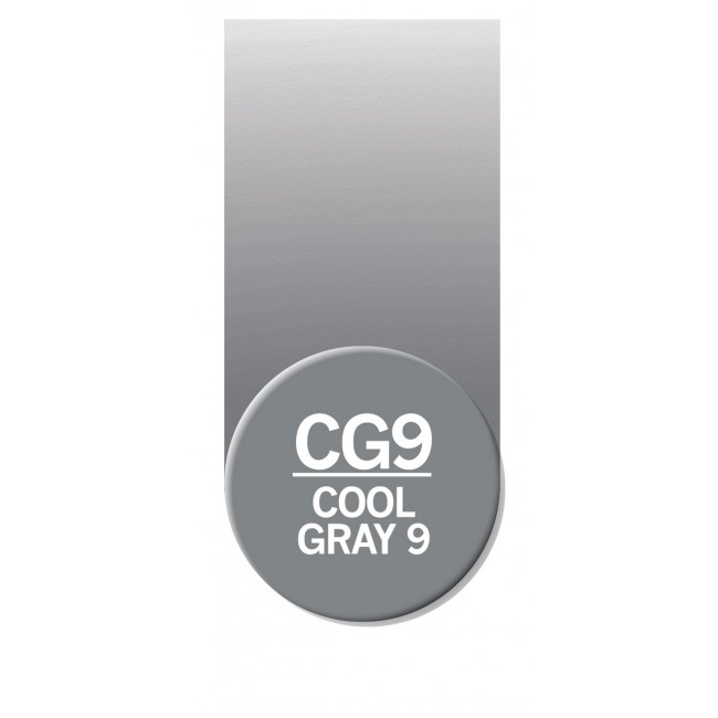 Rotulador Chameleon Cool Grey 9 CG9