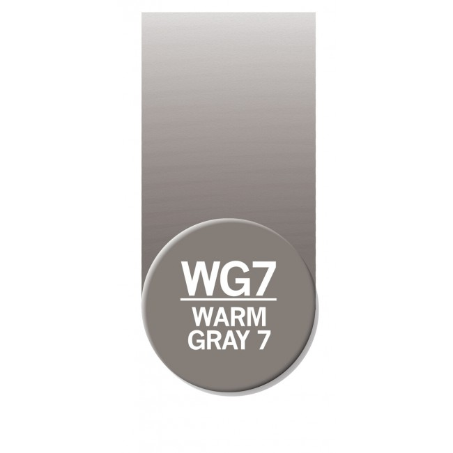 Rotulador Chameleon Warm Grey 7 WG7