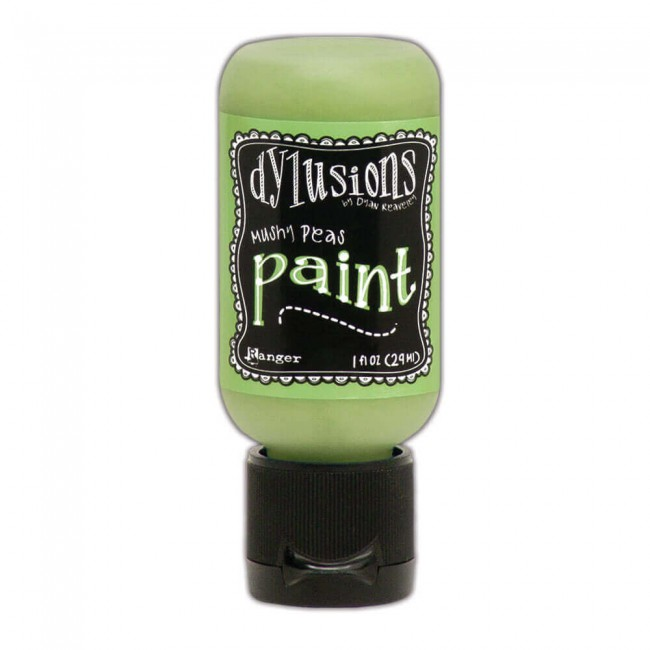 Pintura Acrílica Dylusions Mini 29ml Mushy Peas