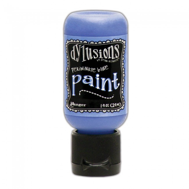 Pintura Acrílica Dylusions Mini 29ml Periwinkle Blue