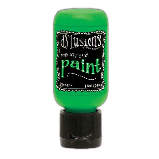 Pintura Acrílica Dylusions Mini 29ml Sour Appletini