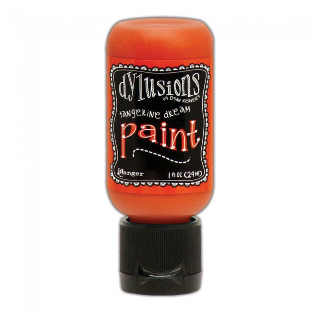 Pintura Acrílica Dylusions Mini 29ml Tangerine Dream