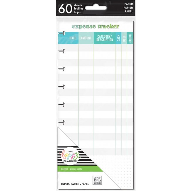 Inserto Create 365 Mediano Expense Tracker