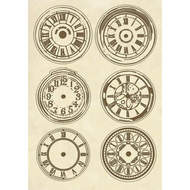 Maderitas House Of Roses Clocks