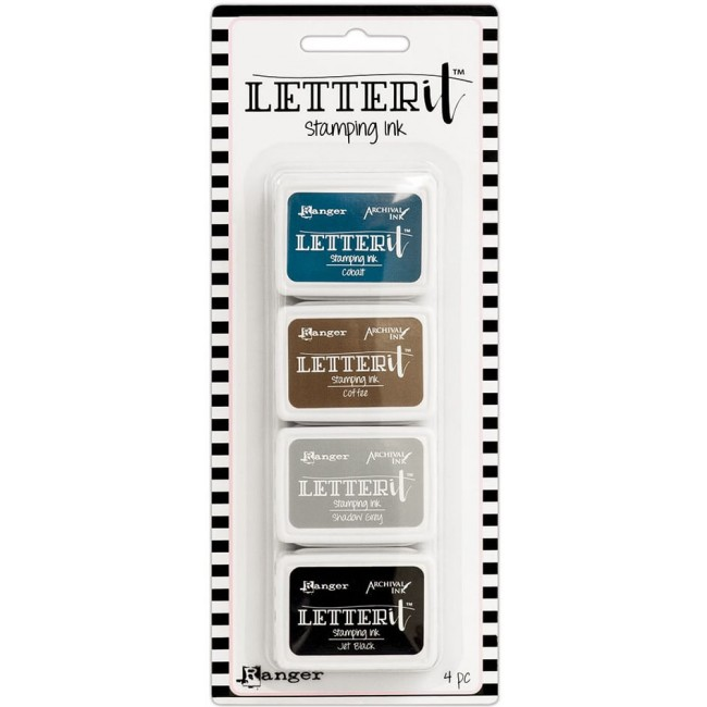 Kit Tinta Mini Archival Ink Letter It - #1