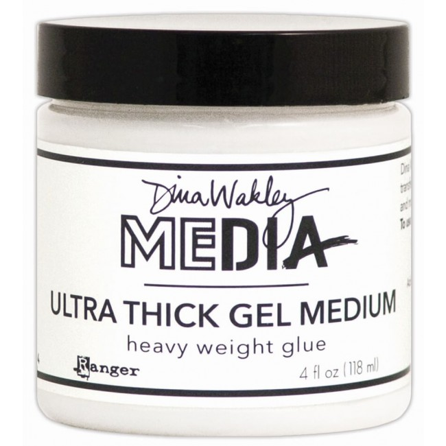 Gel Médium Dina Wakley Ultra Thick
