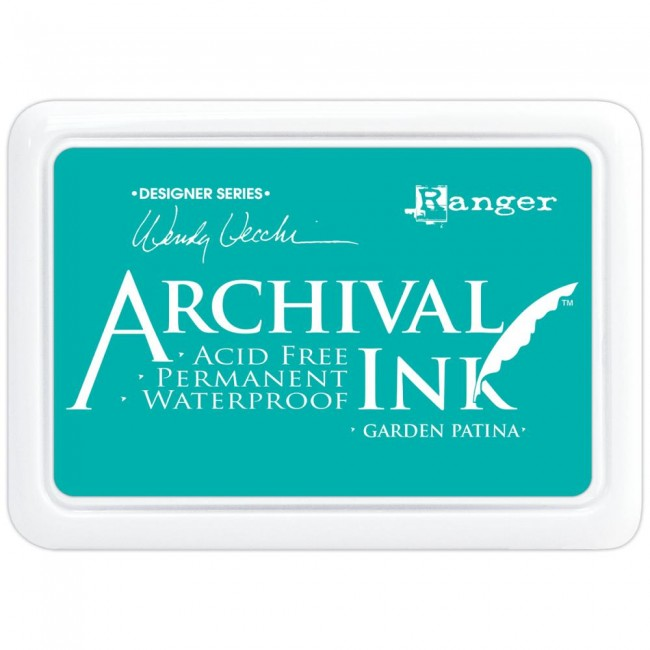 Tinta Archival Ink Garden Patina