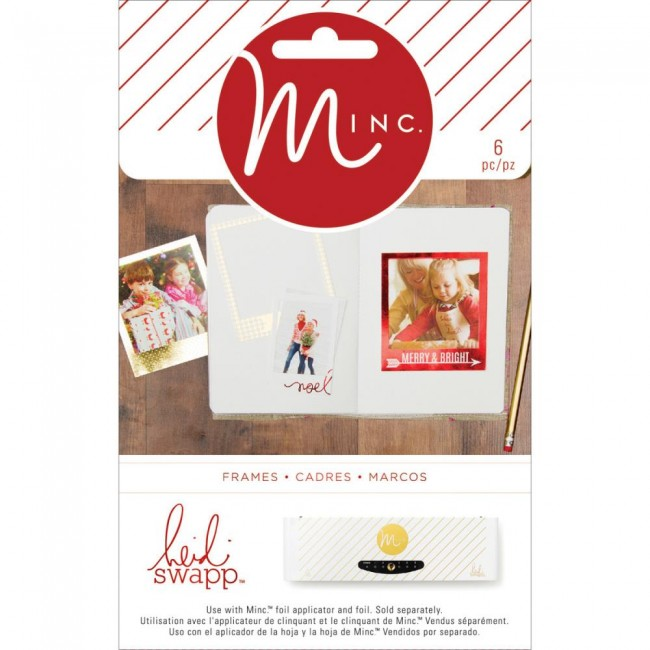 Minc Christmas Photo Frames