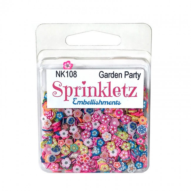 Mix para Shaker Sprinkletz Garden Party