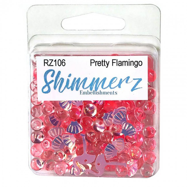 Mix para Shaker Shimmerz Pretty Flamingo