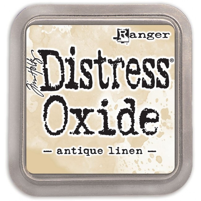 Tinta Distress Oxide Ink - Antique Linen