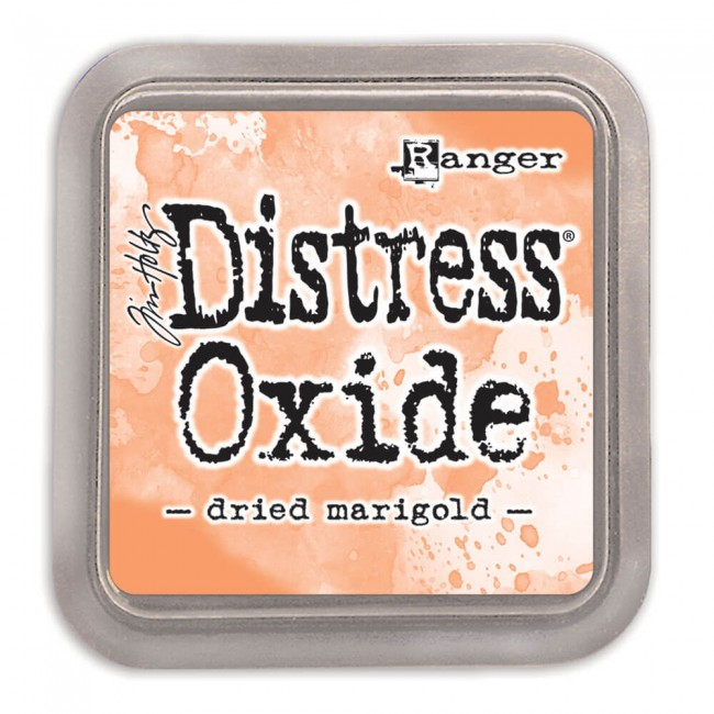 Tinta Distress Oxide Ink - Dried Marigold