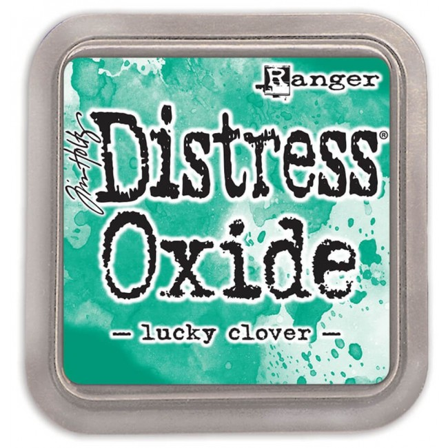 Tinta Distress Oxide Ink - Lucky Clover