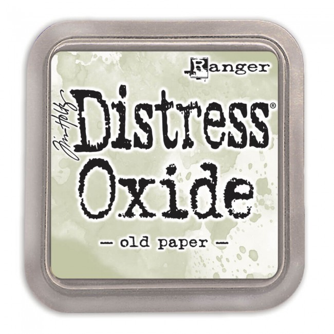 Tinta Distress Oxide Ink Old Paper