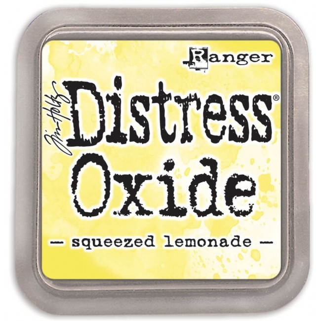 Tinta Distress Oxide Ink - Squeezed Lemonade