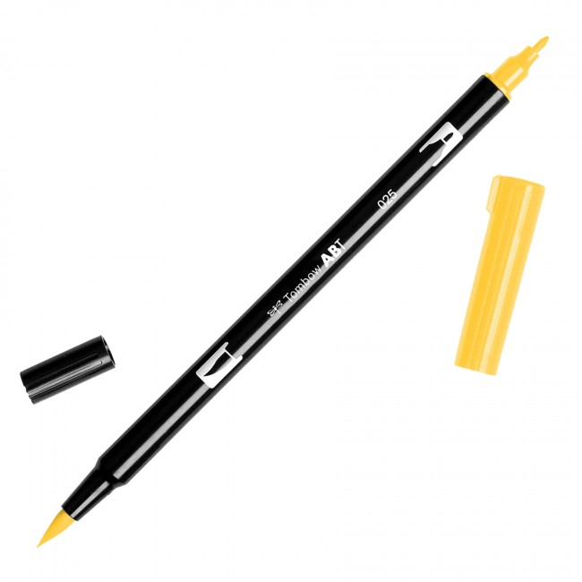 Rotulador Tombow   025 Light Orange