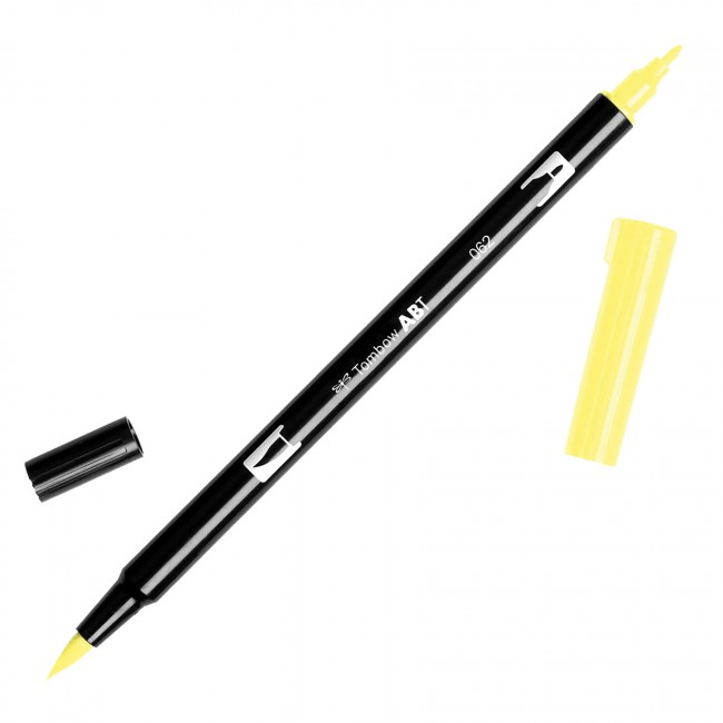 Rotulador Tombow - 062 Pale Yellow