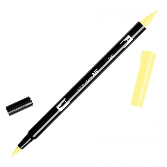 Rotulador Tombow   090 Baby Yellow