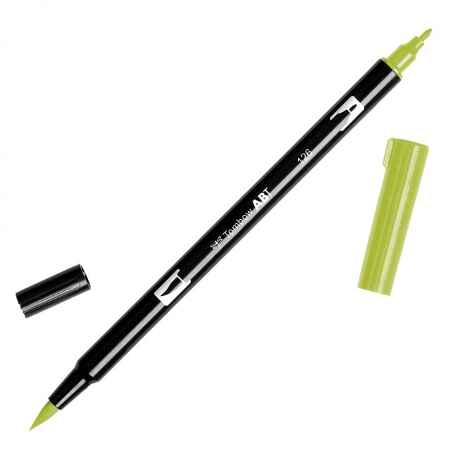 Rotulador Tombow - 126 Light Olive