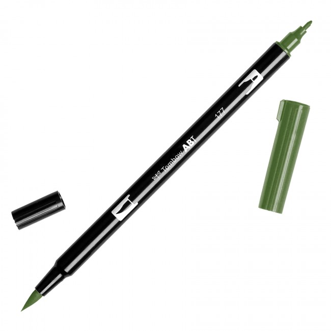 Rotulador Tombow   177 Dark Jade
