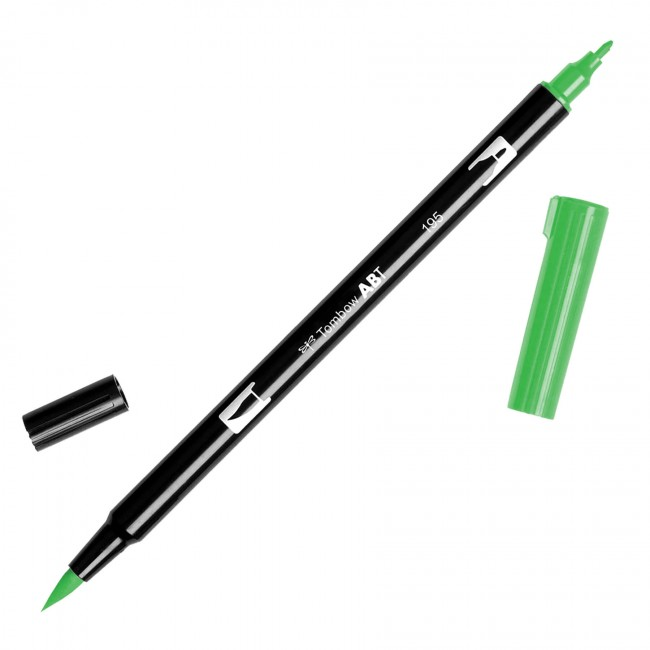 Rotulador Tombow - 195 Light Green