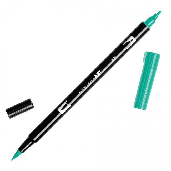 Rotulador Tombow - 296 Green