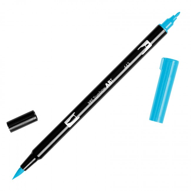 Rotulador Tombow   443 Turquoise