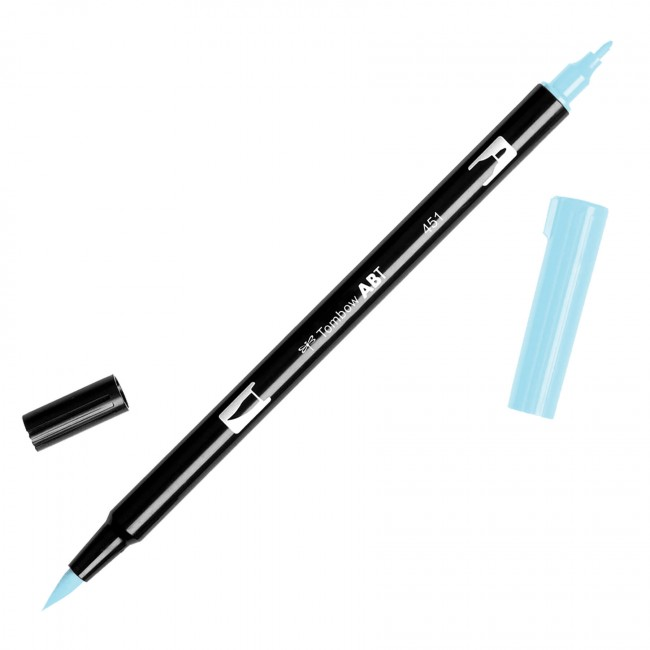 Rotulador Tombow - 451 Sky Blue