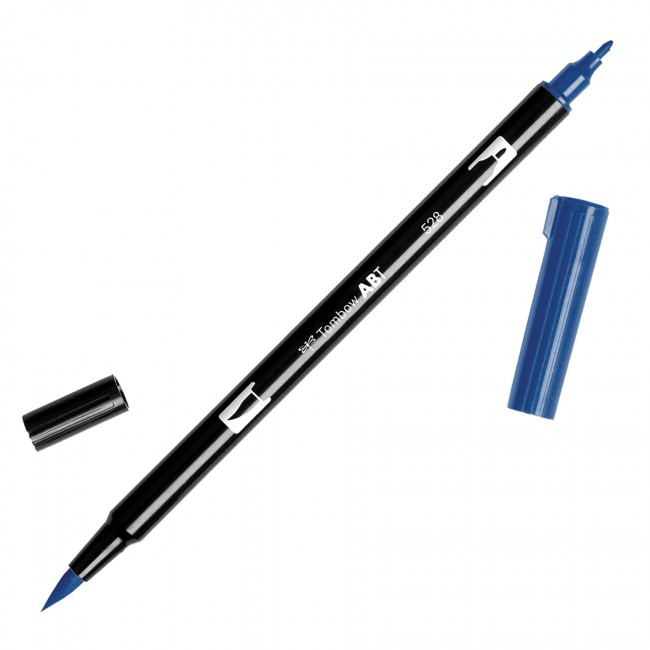 Rotulador Tombow   528 Navy Blue