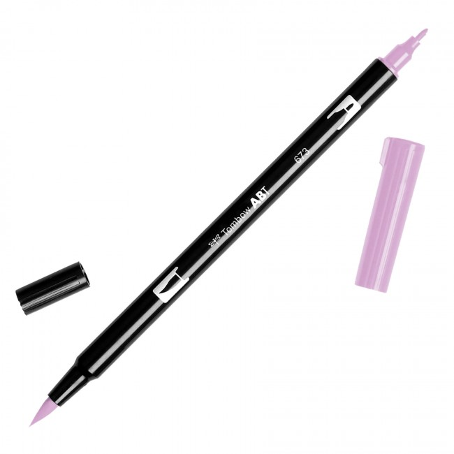 Rotulador Tombow   673 Orchid