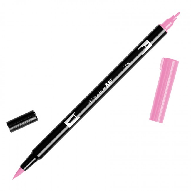 Rotulador Tombow - 703 Pink Rose