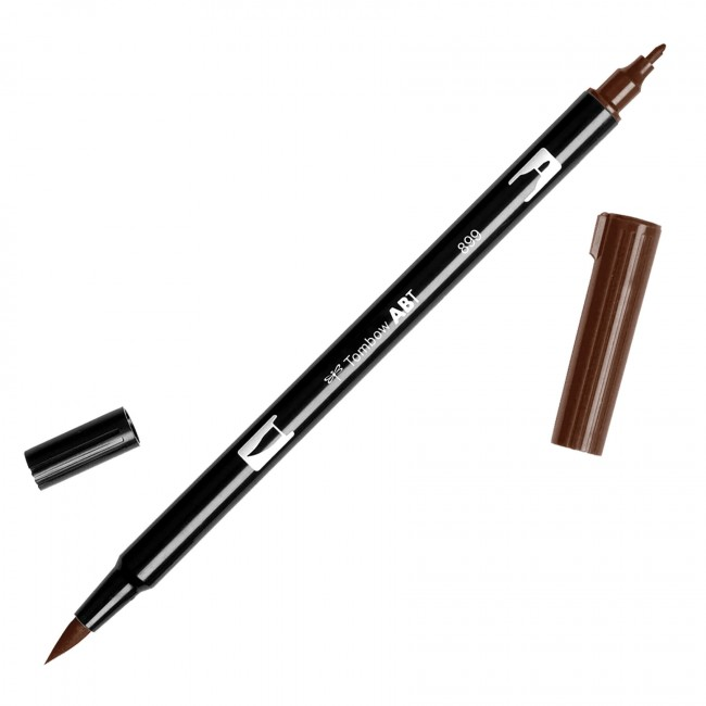 Rotulador Tombow - 899 Redwood