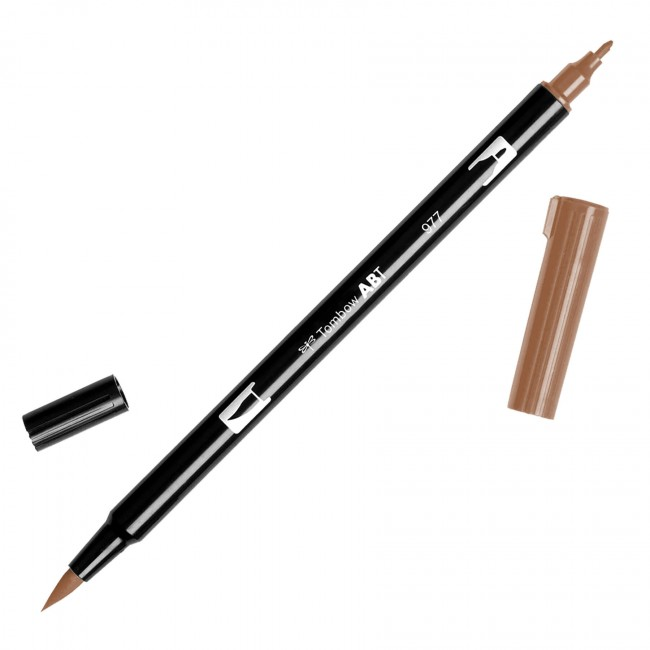 Rotulador Tombow - 977 Saddle Brown