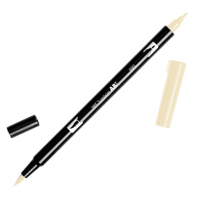 Rotulador Tombow - 990 Light Sand