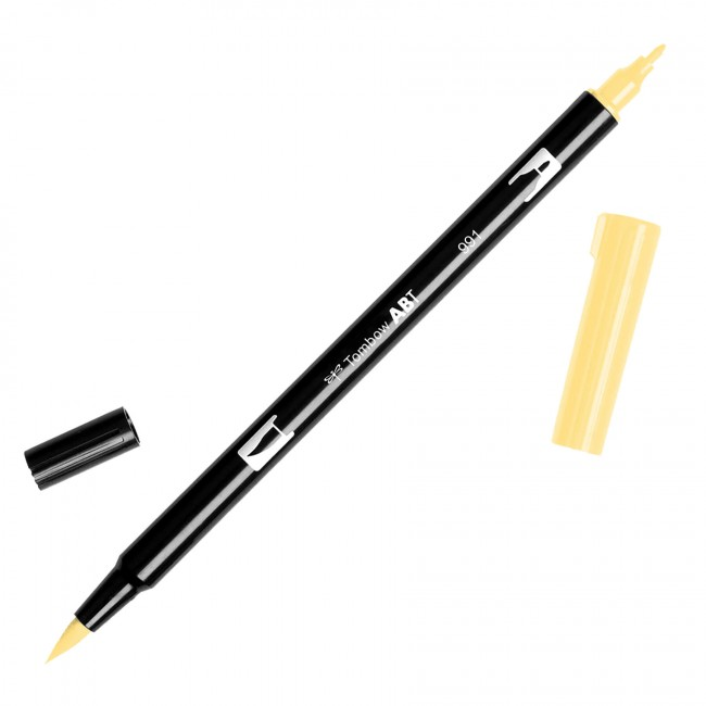 Rotulador Tombow   991 Light Ochre
