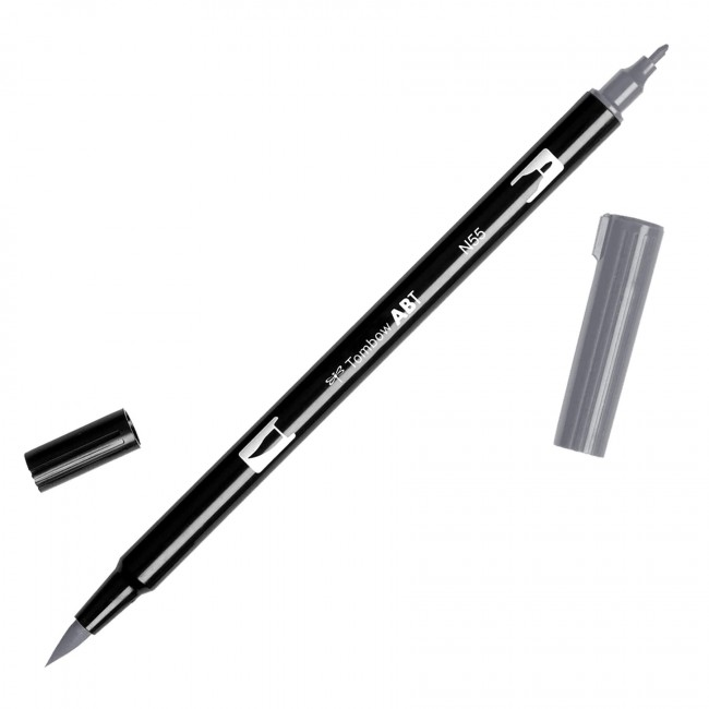 Rotulador Tombow   N55 Cool Gray 7