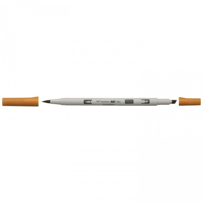 Rotulador Tombow ABT Pro Alcohol 026 Yellow Gold