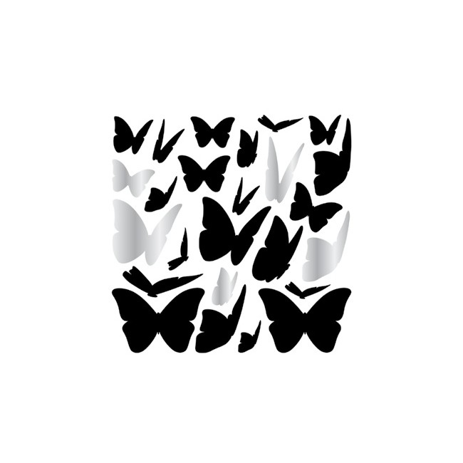 Butterflies Wall Decal -30% DESCUENTO