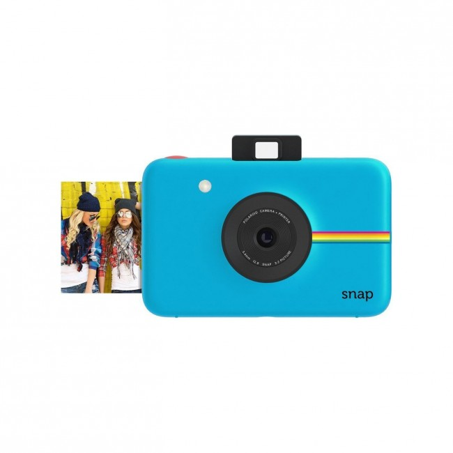 Cámara Polaroid Snap KIT Azul
