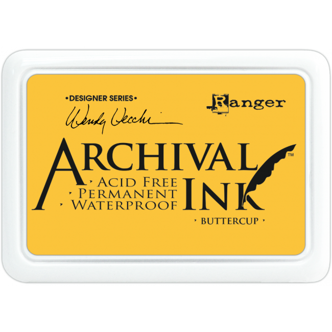 Tinta Archival Ink Buttercup