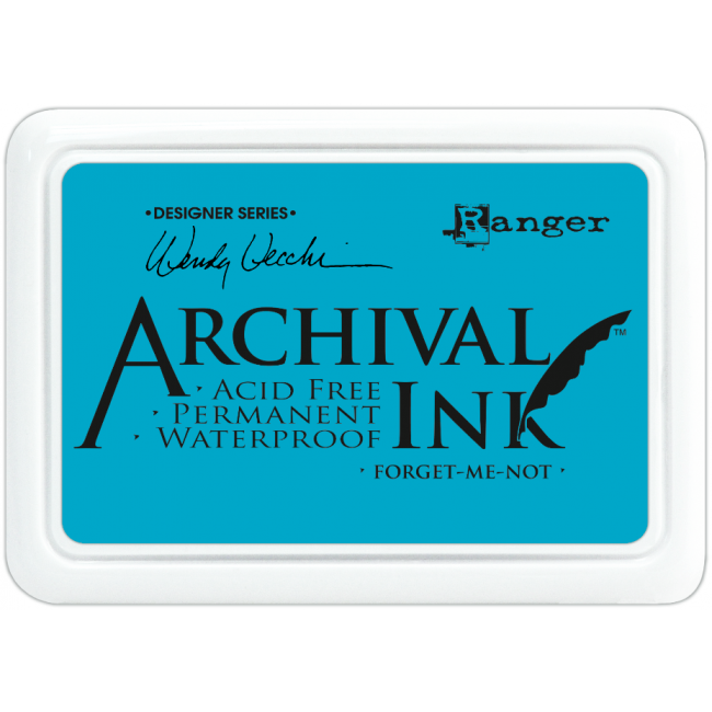 Tinta Archival Ink Forget Me Not