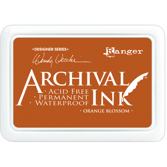 Tinta Archival Ink Orange Blossom