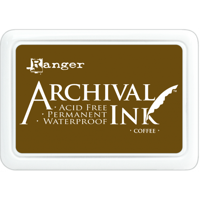 Tinta Archival Ink Coffee