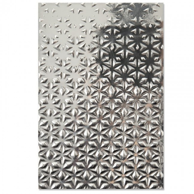 Carpeta de Embossing 3D Star Fall by Georgie Evans